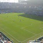 Málaga CF - Albacete Balompié (2-1). Foto: Antonio Saiz