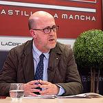 Francisco Pérez del Campo, presidente local de Cruz Roja Albacete