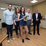 Entrega de los premios Educar para la Salud de la Asociación Española contra el Cáncer (AECC) en Albacete