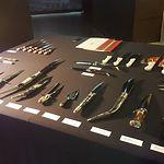 Donación de 34 nuevas piezas por parte de Aprecu al Museo de la Cuchillería.