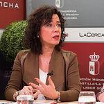 Gloria Salinas Sánchez, directora provincial de Intervención Social