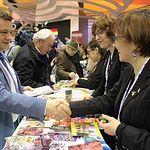 Día de Albacete en el stand de Castilla-La Mancha en FITUR