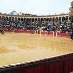 Plaza de Toros Albacete - Corrida 13-09-19 - Suspendida por lluvia.