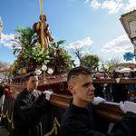 Domingo de Ramos de la Semana Santa de Albacete 2019. Foto: Manuel Lozano García / La Cerca