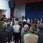 Acto público del PSOE en Cenizate.