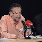 Manuel Requena, en la despedida de los Familiares y Amigos de brigadistas que participaron en las Brigadas Internacionales