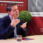Santiago Cabañero, presidente de la Diputación de Albacete. Foto: Manuel Lozano Garcia / La Cerca