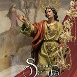 Cartel Semana Santa de Albacete 2020.
