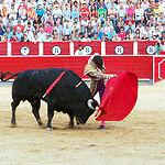 José Garrido - Primer toro-3 - 10-09-16