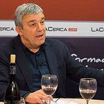 Luis Jiménez, presidente de la Asociación de Enólogos de Castilla-La Mancha.