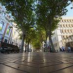 Paseo de la Libertad en Albacete