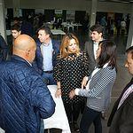 La concejal de Medio Ambiente y Promoción Económica del Ayuntamiento de Albacete, Rosa González de la Aleja, ha inaugurado este sábado la Feria Ibérica de Agricultura Biodinámica que tiene lugar durante el día de hoy, 29 de abril, en el Palacio de Congres