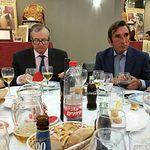 """Homenaje Juan Cantos """"Pimpi de Albacete""""."""
