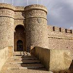 Castillo de Chinchilla, villa de la que dependía Albacete a principios del siglo XIII