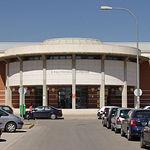 Escuela Politécnica Superior de Albacete, en el campus universitario de la ciudad manchega.