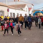 V Carrera Mascaraque en Marcha a favor de AFANION. Foto: ANGEL DIAZ-DELGADO ALONSO