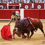Fotos Feria Taurina - 17-09-18 - El Juli - Primer toro