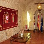 El Convento de San Gil, sede de las Cortes de C-LM, conocido popularmente como Los Gilitos, data del siglo XVII.