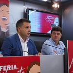 Presentación del programa de Feria de Albacete 2018.