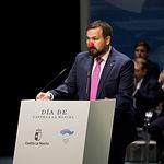 Acto institucional del Día de Castilla-La Mancha 2019 celebrado en Albacete