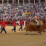Fotos Feria Taurina - 14-09-18 - Cuadra Caballos El Pimpi - Paseillo