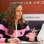 Rocío Tébar Vidal, alumna de 4º curso del grado de Relaciones Laborales y Recursos Humanos de la UCLM