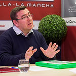 Ricardo Cutanda, candidato a la alcaldía de Albacete por UCIN