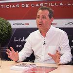 """Michel Montaner, autor del libro """"El Espíritu de Xirivella"""" y Secretario General PSPV-PSOE Xirivella"""