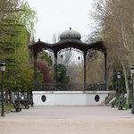 Templete de la Música en el Parque Líneal de Albacete
