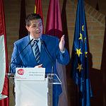 Santigo Cabañero, presidente de la Diputación Provincial de Albacete