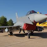 Eurofighter. Foto de Archivo