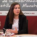Yolanda Asensio Monteagudo, coordinadora del Plan de Empleo de Cruz Roja Albacete