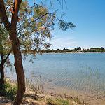 Laguna de Villafranca de los Caballeros (Toledo). Una de las 22 reservas naturales de Castilla-La Mancha.
