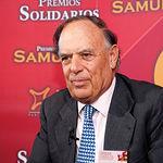 Carlos Falcó, Marqués de Griñón, en el Stand de La Cerca Televisión, durante la entrevista concedida a este Grupo de Comunicación. Este bodeguero constituye la raíz y piedra angular de la viticultura moderna en España.