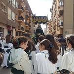 'Dejad que los Niños se Acerquen a Mí', Lunes Santo, Albacete.