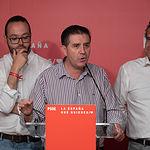 Sede del PSOE en la Noche Electoral