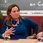 Ana Bielsa, Secretaria de la Federación de Comercio de Albacete