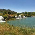 El Parque Natural de las Lagunas de Ruidera constituye uno de los lugares más bellos de Castilla-La Mancha.