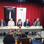 Presentación de los premios de teatro 'Pepe Isbert' y 'Gregorio Arcos' que entrega AMIThE