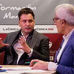 """Enrique Gil, restaurante """"Don Gil"""". Foto: Manuel Lozano Garcia / La Cerca"""