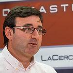 Daniel Martínez, coordinador regional de Izquierda Unida en Castilla-La Mancha.