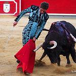 Ginés Marín - Primer toro - Corrida 16-09-17