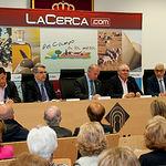 """El programa del Grupo La Cerca """"Del Campo a la Mesa"""" se incorpora, por la importancia del sector agropecuario para la región, como uno de los pilares básicos del Fórum Castilla-La Mancha Siglo XXI."""