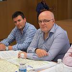 El delegado de la Junta en Albacete, Pedro Antonio Ruiz Santos se reúne con los alcaldes de los Ayuntamientos afectados por la supresión de las líneas de transporte por carretera adjudicadas a la empresa Monbús (Cuenca-Albacete-Valencia) y (Puertollano-Albacete Valencia.
