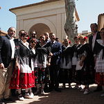 Visita del presidente de Castilla-La Mancha, Emiliano García-Page, a la Feria de Albacete. Foto: La Cerca - Manuel Lozano Garcia