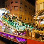 Cabalgata de Reyes de Cuenca 2018.