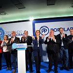 Reunión de alcaldes de la provincia de Toledo.