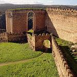 Castillo de Montalbán, considerado una de las fortalezas más impresionantes de Castilla-La Mancha.