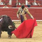 Una oreja para Daniel Luque en una tarde algo aburrida en la Feria de Albacete.