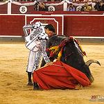Roca Rey - Segundo toro - Corrida 09-09-17
